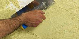 Фото - Фасадная штукатурка Короед – стильный интерьер своими руками