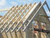 Фото - Устройство стропильной системы двухскатной крыши – краткое руководство