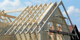 Устройство стропильной системы двухскатной крыши – краткое руководство