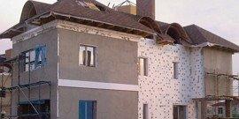 Как утеплить пенопластом дом снаружи без помощи строителей?