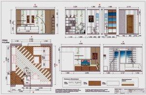 Фото дизайн-проекта ремонта квартиры, korolevremont.ru
