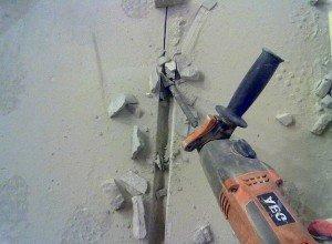 Фото штробы для прокладки кабелей электропроводки в квартире, gid-str.ru