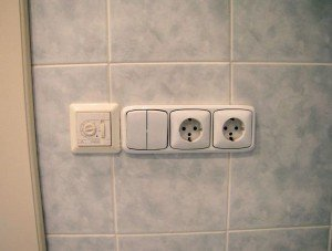 Фото розеток в ванной, eto-vannaya.ru