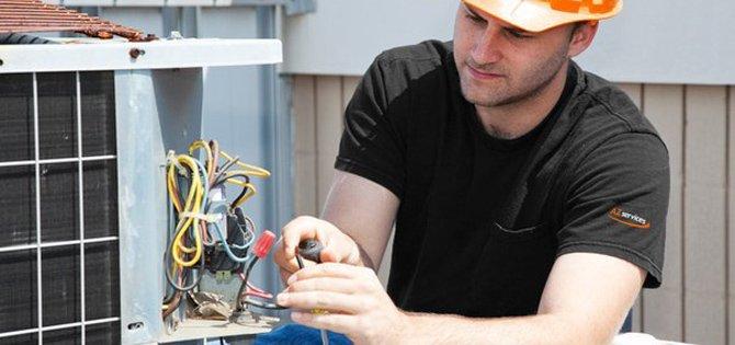 На фото - основы электрики, protok.net