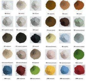 Фото цветов затирки для плитки, plitochnikodessa.io.ua