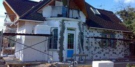 Фасадный пенопласт – технология утепления дома снаружи
