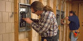 Курсы электриков, видеоуроки правильного монтажа проводки
