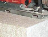 Фото - Резка пенопласта в домашних условиях – нож или самодельный станок?