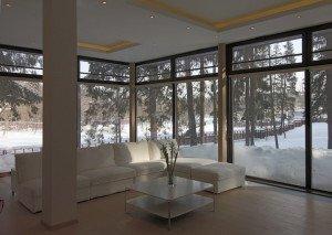 Фото стен из стекла в интерьере, strport.ru