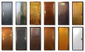 Какую входную дверь лучше выбрать – металл или дерево?