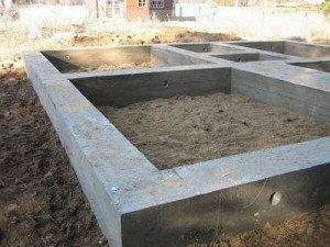 Быстрый каркас для беседки – работаем с бетоном и металлом