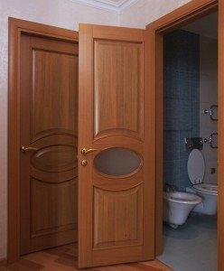 Фото двери в ванную комнату, dveri-tiffani.ru