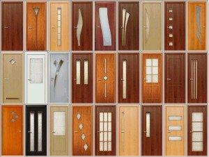 Какие бывают двери фото