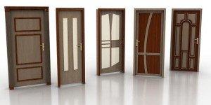 Другие виды дверей для квартиры фото