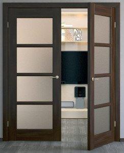 Какие бывают двери по способу открывания