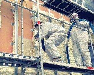 Фото утепления стен дома жидким пенопластом, vse-delaem-pravilno.ru