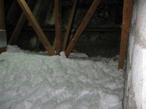 Фото утепления дома заливочным пенопластом, uteplenie.by