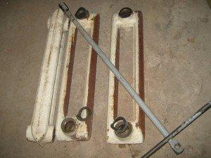 Какие недостатки имеют радиаторы из чугуна? фото