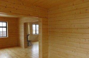 Чем можно отделывать дом внутри и снаружи фото