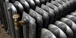 Чугунные радиаторы отопления – стоит ли отдать предпочтение?
