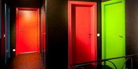 Как выбрать цвет межкомнатных дверей – советы специалистов
