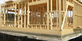 Расчет материала на каркасный дом – строим сами, экономим бюджет