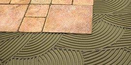 Плиточный клей – состав, характеристики и применение