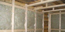 Внутренняя отделка каркасного дома – от утепления до оформления