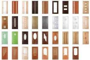 Какой цвет для межкомнатных дверей лучше – особенности выбора
