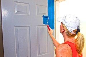 Как выбрать цвет межкомнатных дверей – отталкиваемся от пола фото