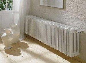 Почему мощность радиатора зависит от количества секций? фото