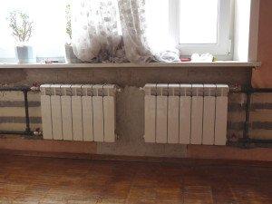 Расчет батареи отопления, исходя из объема комнаты фото