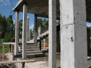 Фото каркаса из монолитного армированного бетона, reiki-garmoniya.ru