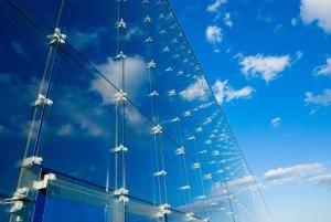 На фото - структурный фасад, kigo.ru