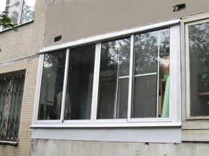 Фото холодного остекления балкона, obalkonah.ru