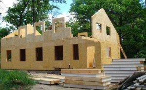 Фото прочного дома по канадской технологии строительства, sip-lider.ru