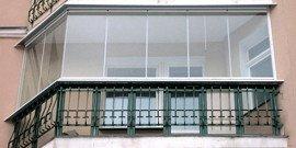 Безрамное остекление балконов и лоджий – новый взгляд на оформление