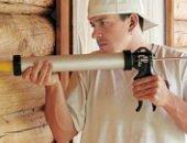 Фото - Акриловый герметик по дереву – берем на вооружение
