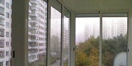 Холодное остекление балкона – преимущества выбора