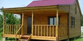 Каркасные дачные дома своими руками – построй дом за лето