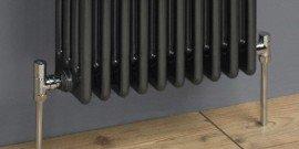 Фото - Радиаторы с нижним подключением – профессиональная установка