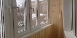 Фото - Теплое остекление балкона – комфорт и расширение квартирных границ