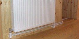 Фото - Схема подключения радиаторов отопления – с гарантией герметичности и теплоотдачи
