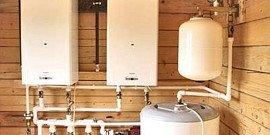 Отопление каркасного дома – выбираем обогревательную систему