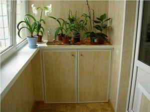 Фото удобства балкона с выносом, stroisovet.com