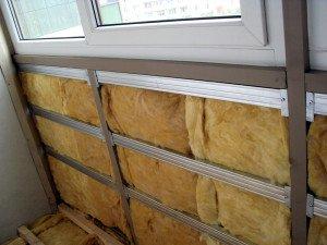 На фото - утепление балкона, obalkonah.ru