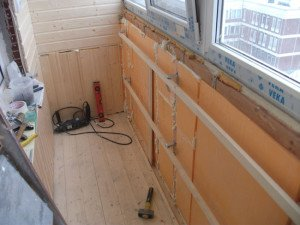 Фото утепления и обшивки балкона после остекления, obalkonah.ru