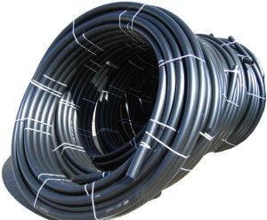 Фото полиэтиленовых труб для систем холодного водоснабжения, santexpolimer.ru