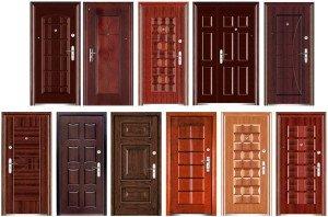 Фото металлических входных дверей, 1podveryam.ru