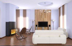 Квадратура комнаты сложной формы фото